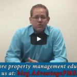 What Does a San Ramon Property Manager Do?